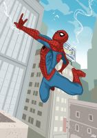 Spiderman Classic by DenisM79
