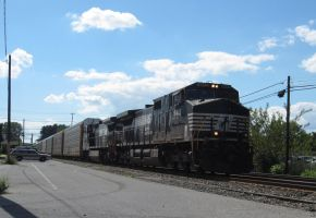 NS 18N - Macungie, PA - 8/18/12 by Calculatedinsanite