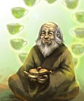 Prophet Iroh by jesterry