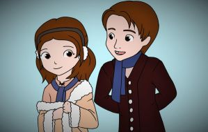 Kai and Gerda by Pickle8Weasel92