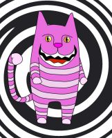 Cheshire Cat by killashandra-ree