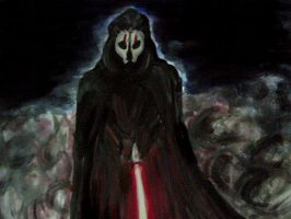 Darth Nihilus by AraxussYexyr