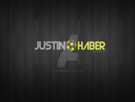 Justin Haber Logo 1 by Sith4Brains