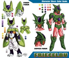 FRIECELBU-color Guide by MatiasSoto