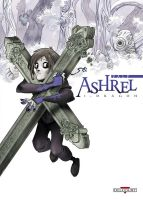 """Ashrel"" tome 1 cover by Sally-Avernier"