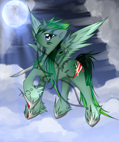 Star Swift Pony Adopt Auction (CLOSED) by JigokuShii
