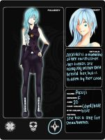 Character Application (Substratum): Akuji by chaoschains