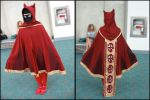 Journey Cosplay ComicCon 2012 by Triple-Torch-Art