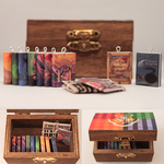 Deluxe Harry Potter Miniature Book Set by Saint-Rise