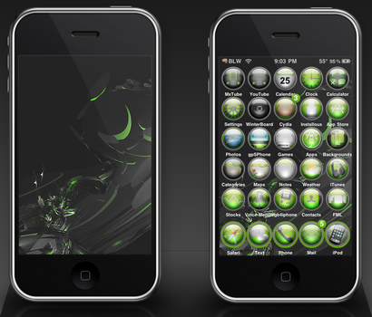 Ion iTouch Theme by juiceboxxxxxx