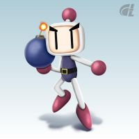 Bomberman Smashified by DPghoastmaniac2