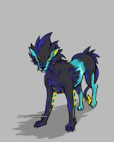 Luxray by galazy