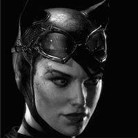 Batman: Arkham Knight - Official Catwoman Pic by TheARKSGuardian