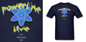 A Goofy Movie Powerline Live T Shirt by Enlightenup23