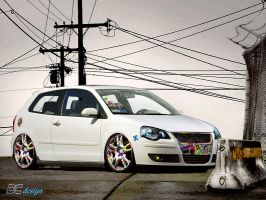 VW Polo GTI by DCdeco