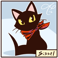 Ghost Trick: Sissel by Rainmaker113