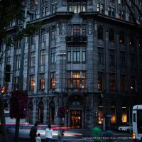 The Bund - All that ture Shanghai XVII by longbow