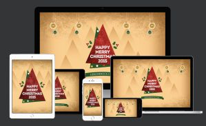Free Merry Christmas 2015 HD Wallpapers by kashifmughal