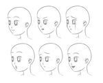 Expression Practice 01 by Crazy-Intense-Art