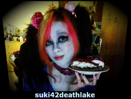Are you tempted by cake ? ^^ by suki42deathlake
