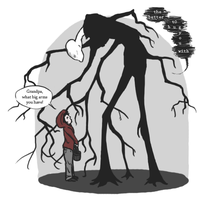 slendercuddles by Elliekin