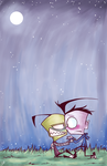 'After Midnight' Contest Entry by Invader--ZIM