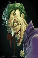 Joker Collaboration by PsychoSlaughterman