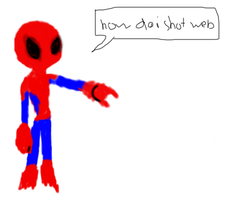 how do i shot web by Kaiichi
