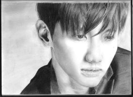 Changmin of DBSK by GabbeyMarie