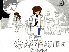 Game Master Commentaries Logo (preview) by SikeMaster