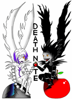 Death Note by Flash-of-Lingt