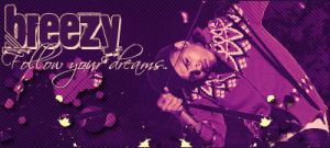 Chris Brown - Signature by me969