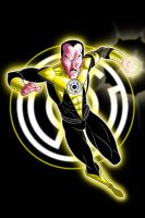 Sinestro Prestige Series by Thuddleston