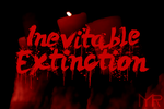 Inevitable Extinction Logo by mightybearrr