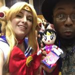 Doctor and Sailor Moon by ralphbear