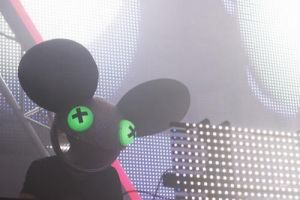 Deadmau5 at Good Vibes 4 by SeetherX