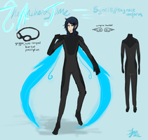 AT: Syn's Racing Uniform by Jahzz