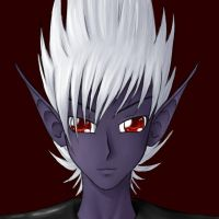 Drow Male by nathalye