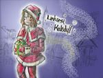 [APH] Holiday Greetings from Liet by sealion3723