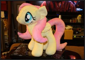 Fluttershy V2, done! by takysa