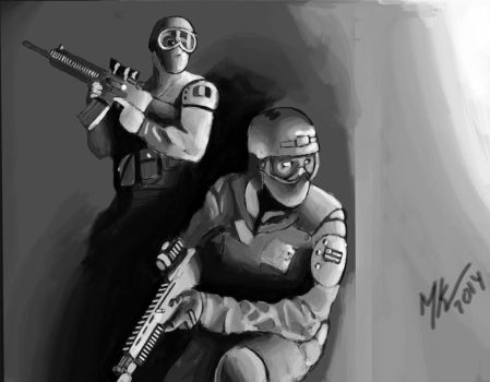 Special Forces - Best of's by maxikoehlerart