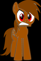 Ulrich as a Pony for Comic. by CrystaHedgefox444