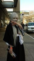 Sacanime Winter Con 2015 - welcome, Hollow by AnimeEmm