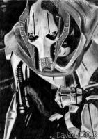 General Grievous Pencil by David-c2011