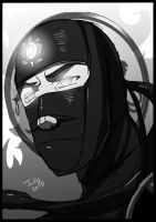 ermac sketch request by WinterSpectrum