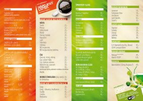 menu by kirkland0stanley