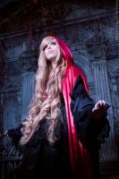 Gothic Red Riding Hood_4 by SaeAyumi