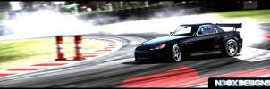 Honda S2000 Sideways - SHIFT by DjN3oX