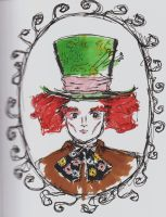 Mad as a Hatter by HUNDUNMUN