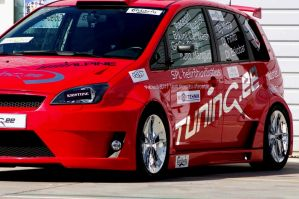 Ford Focus C-Max third shot by ShadoWpictureS